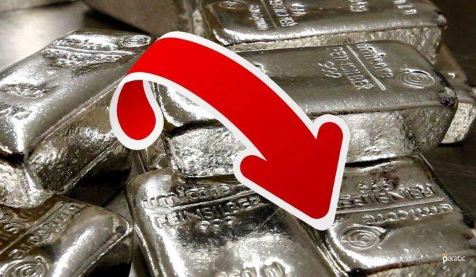 Spot Gümüş Yatırımcıların Diğer Emtialara Yönelmesiyle 28 Dolara Geriledi