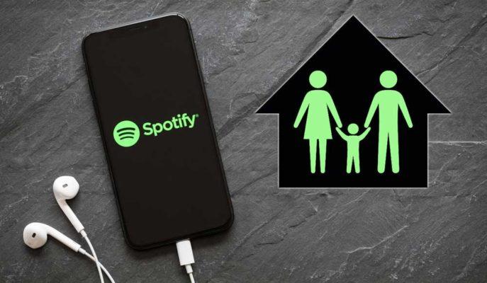 Spotify Türkiye'de Ailelere Özel Paketin Aylık Fiyatına Zam Yaptı