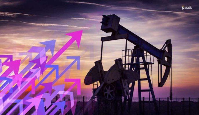 Stok Artışıyla İvme Kaybeden Petrol Fiyatları Yeniden Yükselişte