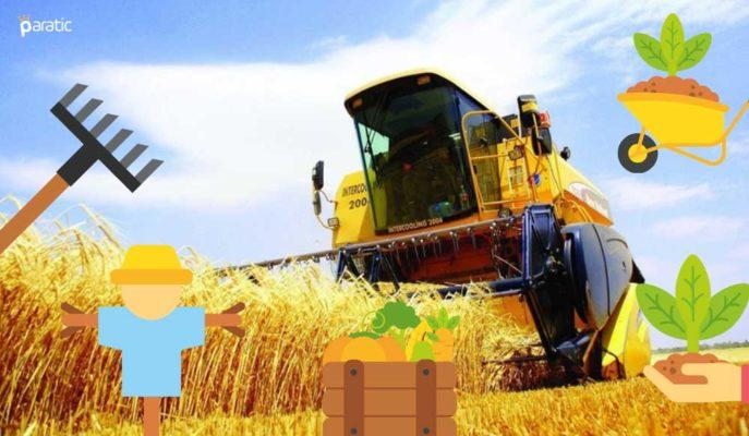 Tarım-ÜFE Ocak 2021'de Aylık Bazda %3,03 Artış Gösterdi