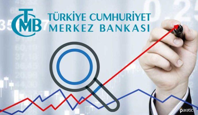 TCMB Finansal Hizmetler Güveninin Şubat'ta %19,7 Puan Azaldığını Açıkladı