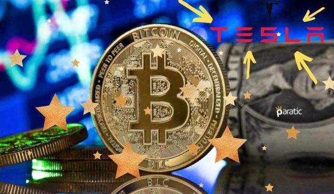 Tesla Etkisiyle 48 Bin Dolarlık Yeni Rekor Kaydeden Bitcoin'in Yankıları Sürüyor