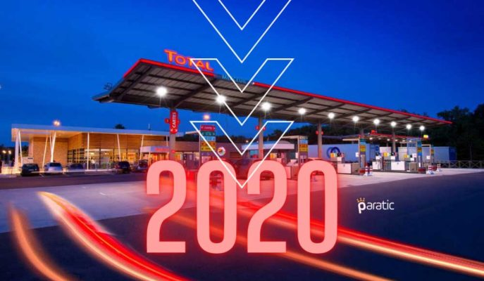 Total'in 2020 Tam Yıl Kârı Azalan Yakıt Talebiyle %66 Düştü