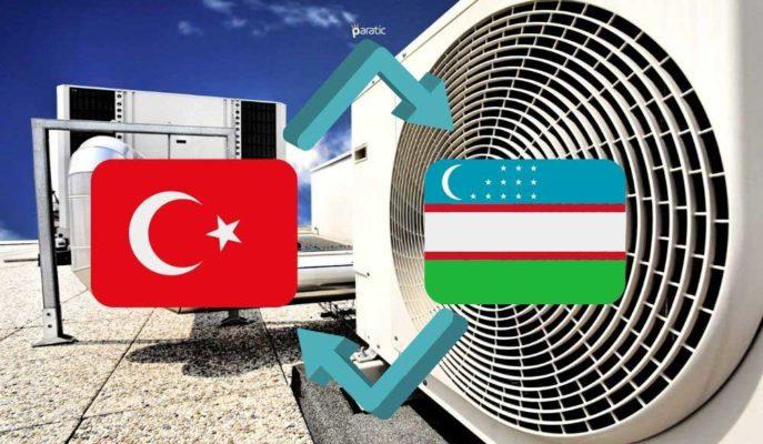 Türk İklimlendirme Sektörü Özbekistan Payını %10'a Çıkarmayı Hedefliyor