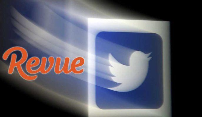 Twitter, Revue Yatırımı Sonrası Bazı Kullancılara Bültenler Göstermeye Başladı