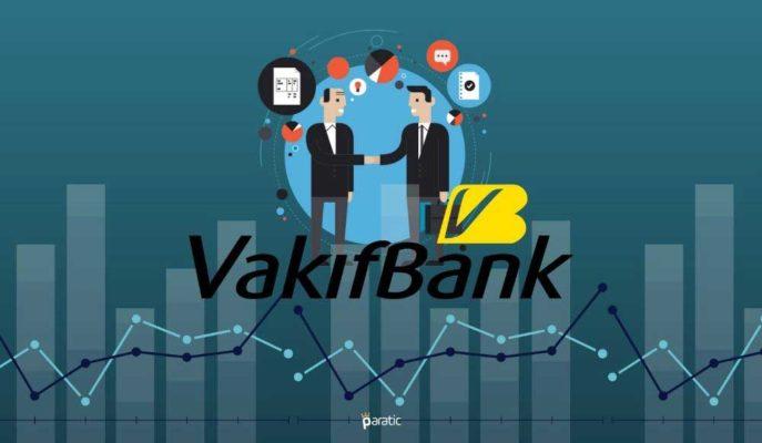 %5'ten Fazla Yükselen Vakıfbank Hisseleri, En Çok İşlem Görenlerde İlk Sırada