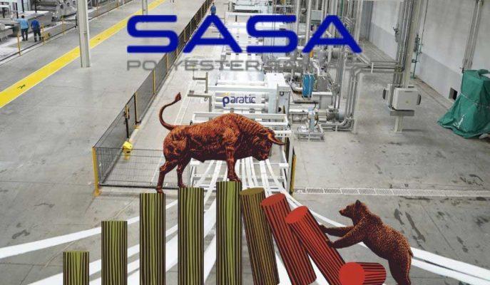 VBTS Kapsamına Alınan SASA Polyester Hisselerindeki Düşüş Sürüyor