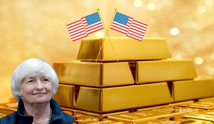 Yatay Seyreden Altın Fiyatları, Yellen Açıklamalarına ve ABD'ye Odaklandı