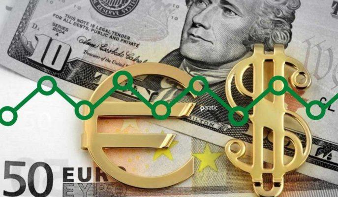 Yoğun Veri Trafiği Öncesinde Dolar ve Euro Yatay Seyrediyor