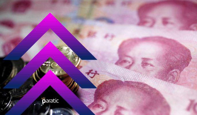 Yuan TL Karşısında 1 Ayın En Yükseğini Görürken %0,60 Civarında Yükseliyor