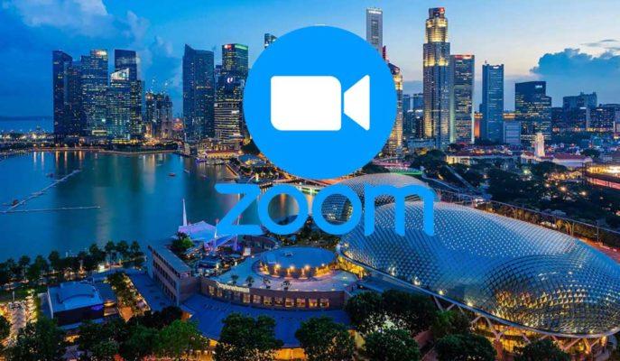 Zoom Hizmet Kalitesini İyileştirmek için Singapur'da Yeni Veri Merkezi Açıyor