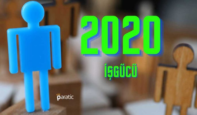 Türkiye'de İşsizlik 2020'de %13,2 Seviyesinde Gerçekleşti