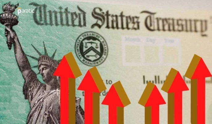 ABD 10 Yıllık Tahvilleri %1,58'e Gerileyip Yeniden Yön Değiştirdi