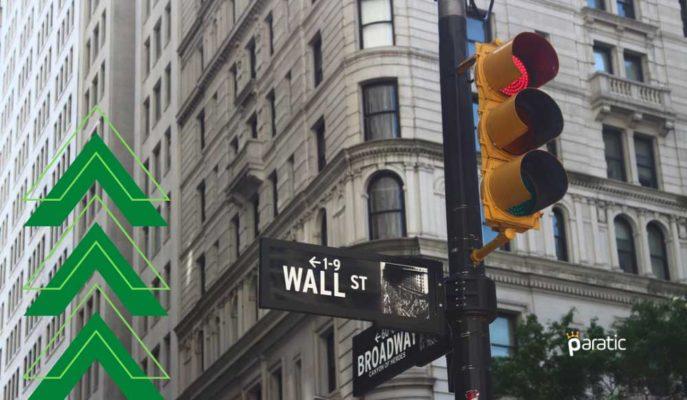 ABD Borsaları Hazine Getirisi ve Teknoloji Hisselerinin Desteğiyle Yükseldi