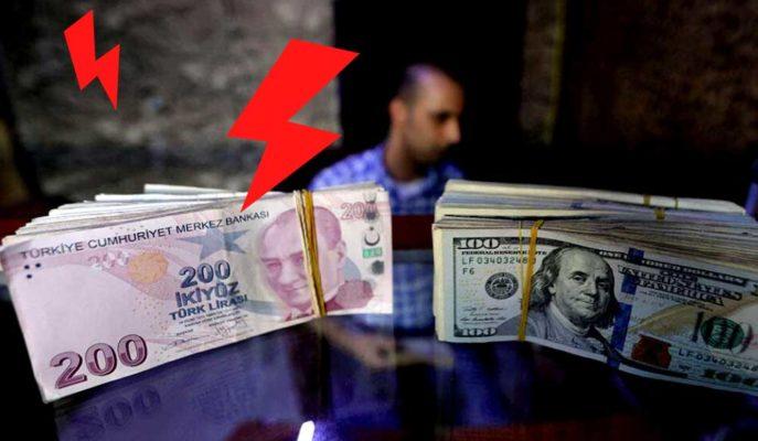 ABD Dolar Endeksi 2021'in Yeni Zirvesini Görürken Kur 7,99'u Test Ediyor