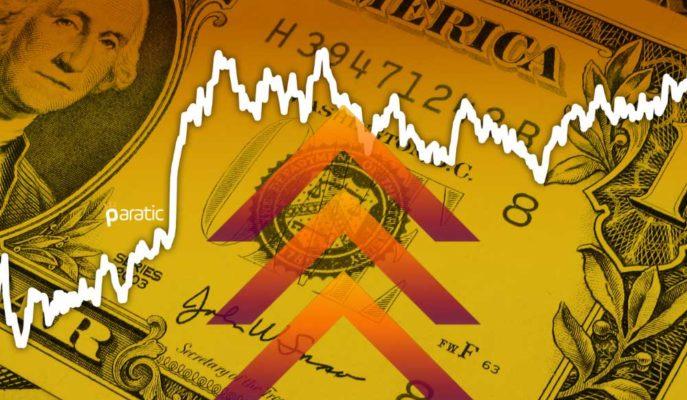 ABD Hazine Getirileri Şubat Enflasyonu Öncesinde Yükseldi