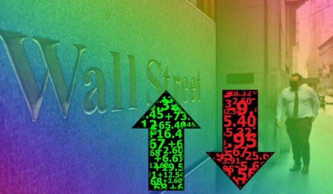 ABD Piyasaları Tahvil Etkisiyle FED Gününe Karışık Başladı