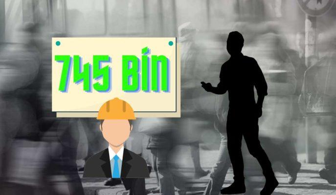 ABD'de İşsizlik Maaşı Başvuruları 27 Şubat Haftasında 745 Bine Çıktı