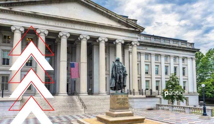 ABD'de Toparlanan Haftalık İşsizlik Sonrası 10 Yıllık Hazine Getirisi Yükseldi