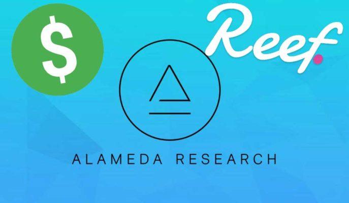 Alameda Research, Reef Finance'a 20 Milyon Dolar Yatırım Yaptığını Açıkladı