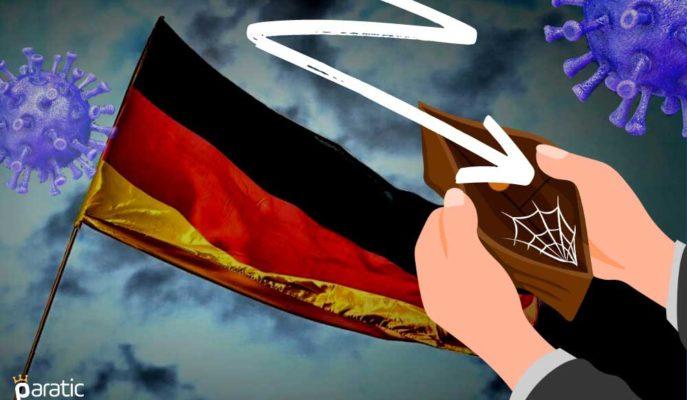 Alman Hanehalkı Tüketim Harcamaları 50 Yılın En Sert Düşüşünü Yaşadı