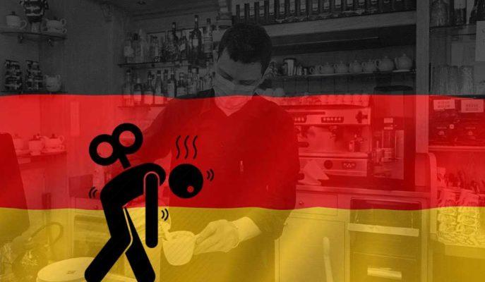 Alman Hizmet Sektörü Şubat'ta 45,7 ile 50 Eşiğinin Altında Kaldı