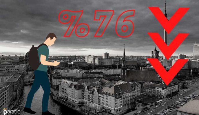 Alman Turizm Sektörüne Covid Darbesi: Gecelemeler %76 Düştü
