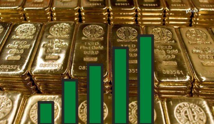 Altın Fiyatları Powell'ın Ekonomiye Destek Açıklamasıyla Yükseldi