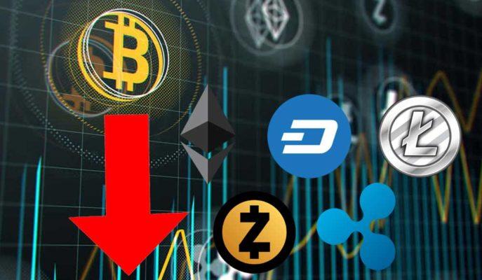 Analiste Göre Bitcoin'in Düşüşünü Sürdürmesi Altcoinlere Büyük Zarar Verebilir