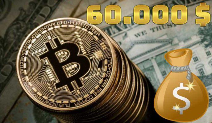 Analistler Bitcoin'in 60 Bin Dolar Yolculuğuna Çıktığını Düşünüyor