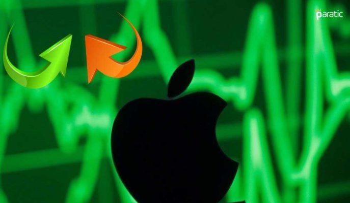 Apple Hisseleri Açılış Öncesi İşlemlerde %2'den Fazla Yükseldi