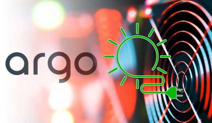 Argo Blockchain Bitcoin Madenciliği için Temiz Enerji Kullanacak