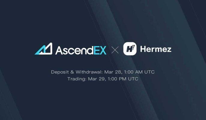 AscendEX Borsası Hermez'i Listelediğini Duyurdu