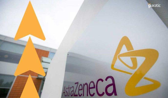 AstraZeneca Aşısının Etkinliği Açıklanırken, Şirket Hisseleri Yükseliyor