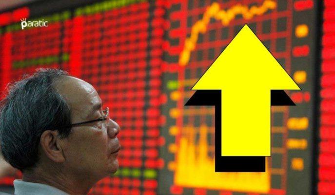 Asya Hisse Senedi Piyasaları Kapanışa Doğru Yükseldi