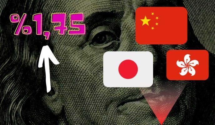 Asya Piyasaları Yükselen Getiri Etkisiyle Haftayı Ekside Kapatmaya İlerliyor