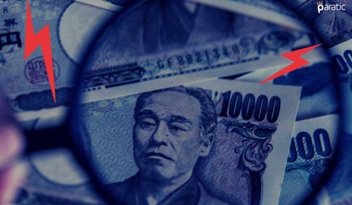 Asya'da Borç Krizi Uyarısıyla Japon Yeninin Dolara Karşı Düşüşü Hızlandı