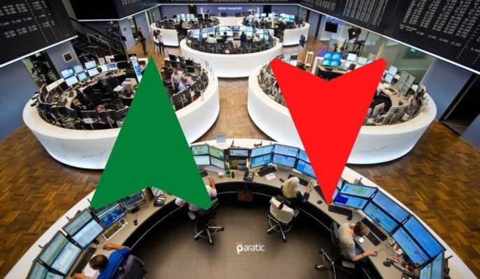 Avrupa Borsa Endeksleri Enflasyon Sonrası Karışık Seyrediyor