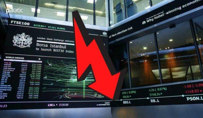 Avrupa Hisse Senedi Piyasalarında Satışlar Hızlandı