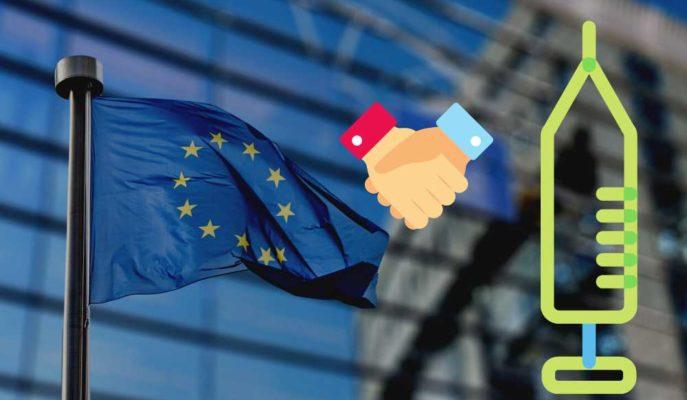 Avrupa Komisyonu 4 Milyon Doz Aşı Duyurdu, Pfizer/BioNTech Hisseleri Yükseldi