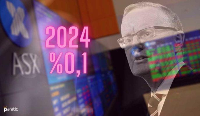 Avustralya Faiz için 2024 Sözünü Yinelerken Hisseler Kazançlarını Tersine Çevirdi