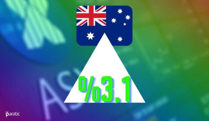 Avustralya Hisseleri Beklenti Üstü Ekonomik Büyümeyle Yükseldi