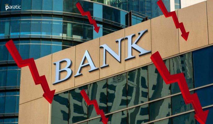 Bankacılık Endeksi %6 ile En Çok Düşen Sektör Göstergesi Oldu