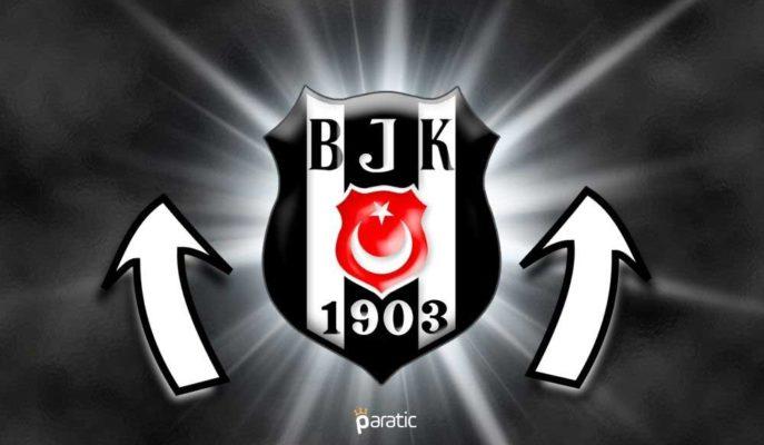 Beşiktaş Hisseleri Mart'ta %108 Getiriyle En Çok Yükselen Oldu