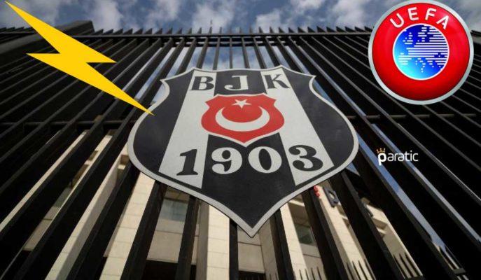 Beşiktaş'a Vadesi Geçmiş Borçları için 30 Haziran'a Kadar Zaman Verildi