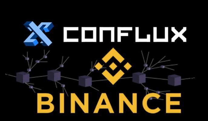 Binance Borsası Conflux Network'u (CFX) Listeleyeceğini Duyurdu