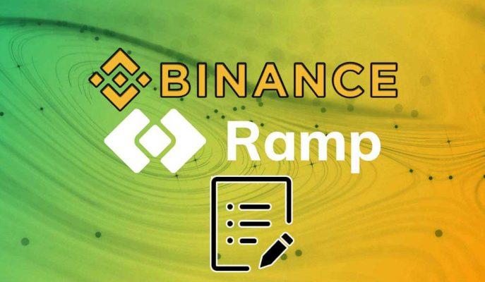 Binance, RAMP Coin için Listeleme Duyurusu Yaptı