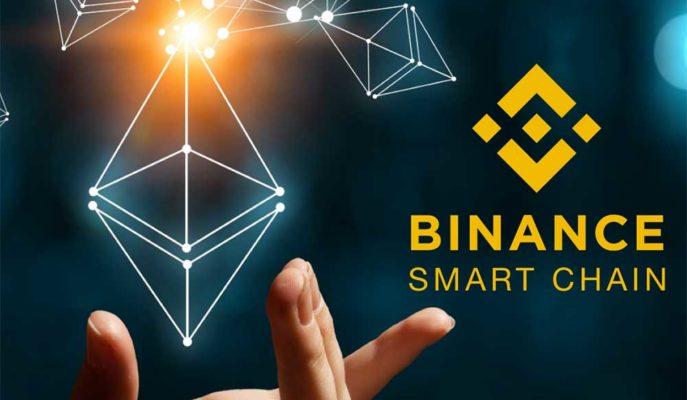 Binance Smart Chain Ethereum'a Karşı Yeni Zirvesine Ulaştı