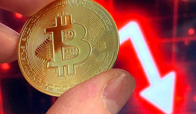 Bitcoin Beş Dakikada 2 Bin Dolar Düştü ve Long İşlemler Tasfiye Edildi