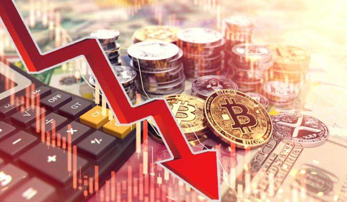 Bitcoin 51.500 Dolarla Dibi Görürken, Altcoinler Sert Düştü